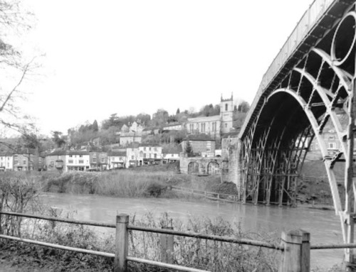 Ironbridge Panoramic