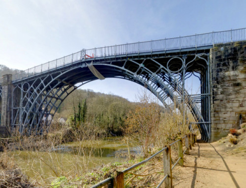 Ironbridge Renovation – Under the Bridge