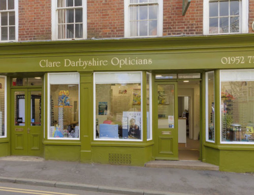 Clare Darbyshire Opticians