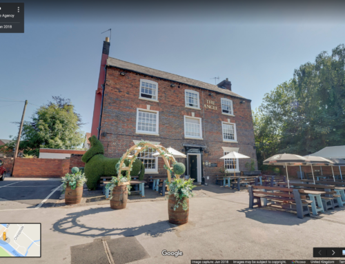 the Angel Inn – Stourport